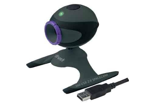 USB 2.0-ás webkamera