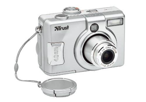 Újabb 4 megapixeles Trust fényképezőgép