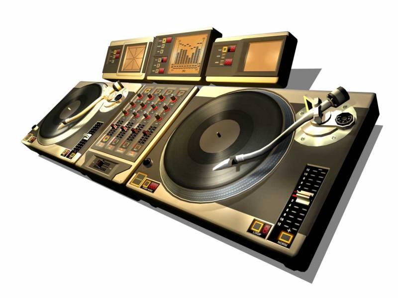 Légy DJ PlayStation 2-n!
