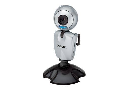 Kisméretű Trust webkamera