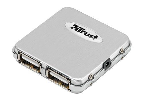 Kisméretű Trust USB hub