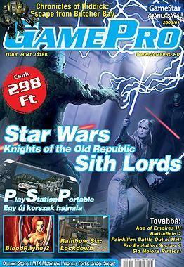 GamePro - új életstílus-játékmagazin