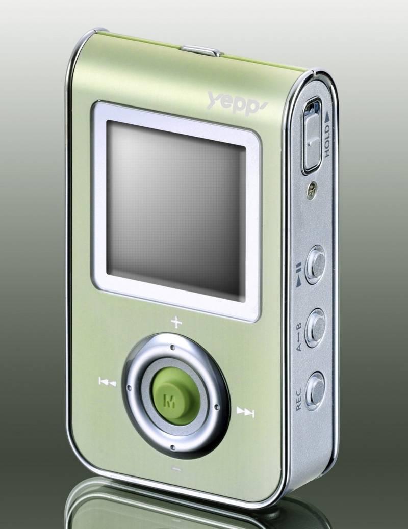 Új Samsung MP3 játszó