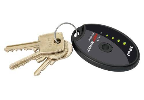 WiFi hotspot kereső kulcstartó