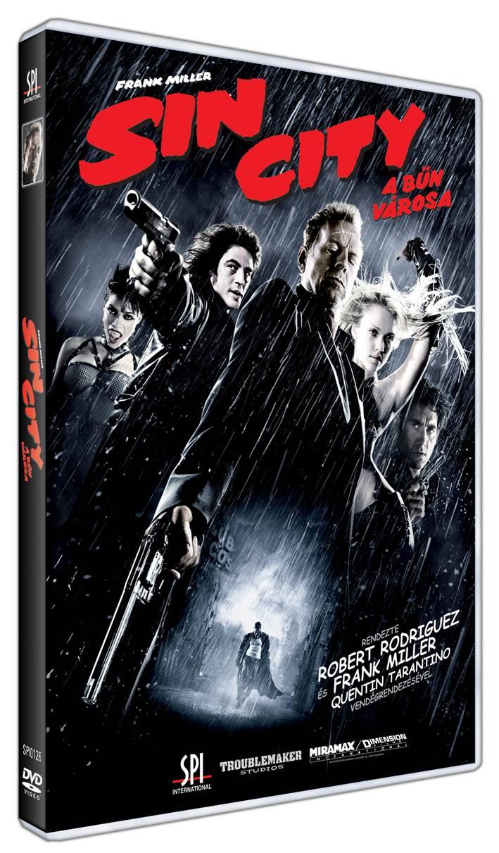 Audiokommentár a Sin City DVD-n