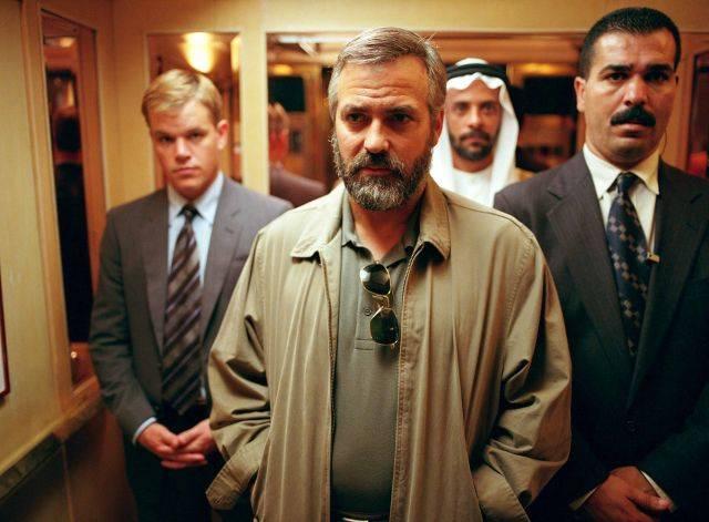 Clooney feje
