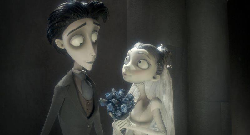 A halott menyasszony Oscart kap?