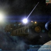 Imperium Galactica III három monitoron