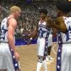 NBA Live 2003 demo