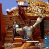 Pirates és a játék csecsemő