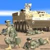 Combat Mission: Shock Force háttérképek