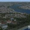 Multiplayer verseny a Flight Sim X kiegészítőjében