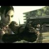 Resident Evil 5 teaser site