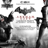 Batman: Arkham City konzolos launch party