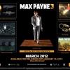 Max Payne 3 Special Edition részletek