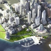 SimCity - a gitár alakú város