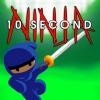 Megjelent a 10 Second Ninja