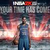 Kevin Durant virít majd az NBA 2K15 borítóján