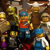 Bemutatkozott a LEGO Minifigures Online új helyszíne