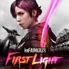 Lemezen is elérhető lesz az inFamous: First Light