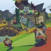 PlayStation 4-re jön a Tearaway Unfolded