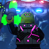 LEGO Batman 3: Beyond Gotham - bemutatkozik Brainiac