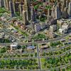 Nagyobb városok a SimCityben, de...
