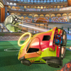 Rocket League játékosok egymás ellen PC-n és X1-en
