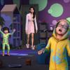 Kisgyerekek a The Sims 4-ben