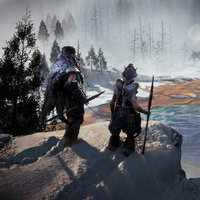 Mozgásban a Horizon: Zero Dawn – The Frozen Wilds