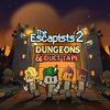 Megérkezett a The Escapists 2 Dungeons and Duck Tape DLC-je