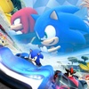Team Sonic Racing futam a gamescomon