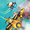 60 fős kooperatív shoot'em-up lesz a Steambirds Alliance