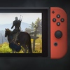 Switch verziót kap a The Witcher 3: Wild Hunt