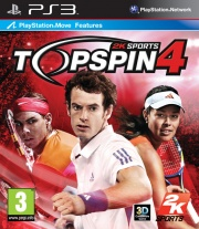 Top Spin 4 (PS3/Xbox360)