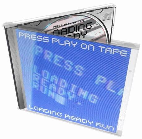Press Play on Tape - Loading Ready Run (angol)
