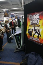 Guitar Hero World Tour verseny fotók