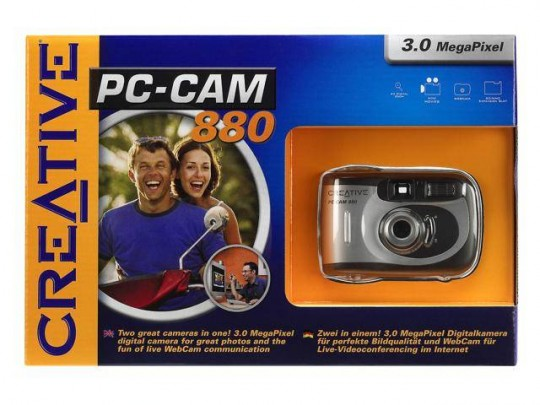 Creative PC-CAM 880
