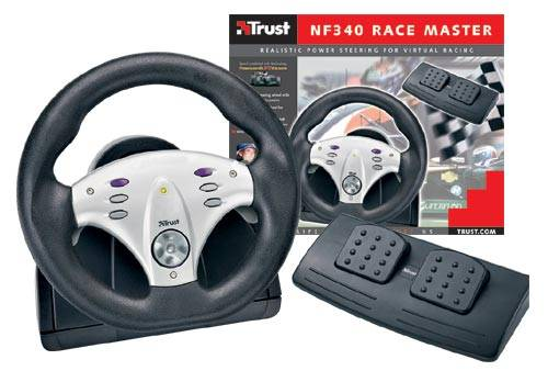 Trust NF340 Race Master