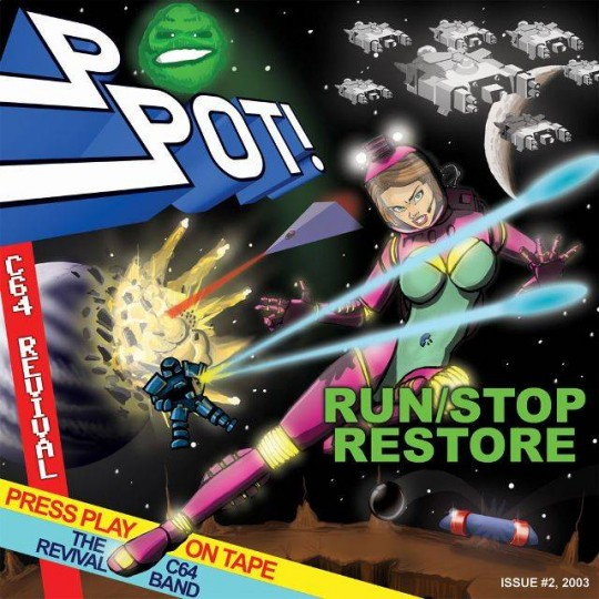 Press Play On Tape: Run/Stop Restore