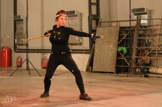 Ló motion capture Budapesten