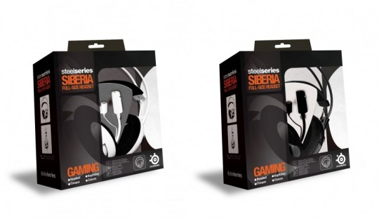 SteelSeries Siberia Full-size Headset