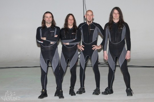 Blind Guardian motion capture