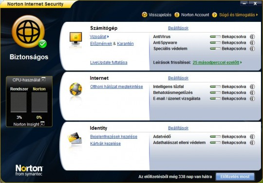 Norton Internet Security 2009