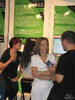 ECTS 2002 Booth Babes