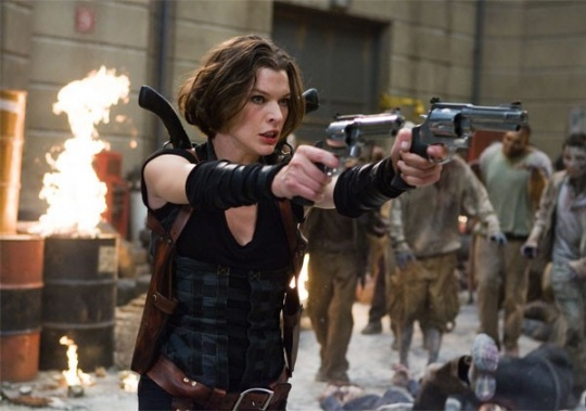 Resident Evil - Afterlife 3D [film]