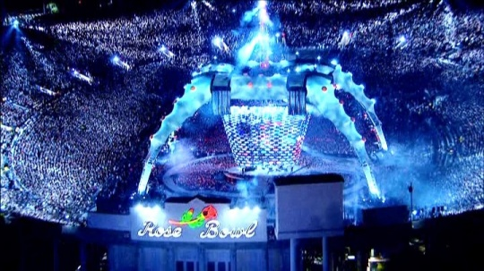 U2 360° at the Rose Bowl DVD