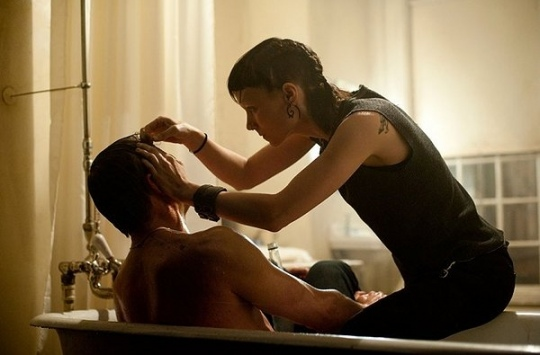A tetovált lány (The Girl with the Dragon Tattoo) [film]