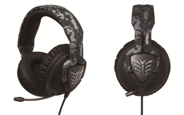 ASUS Echelon Camo Edition gamer headset