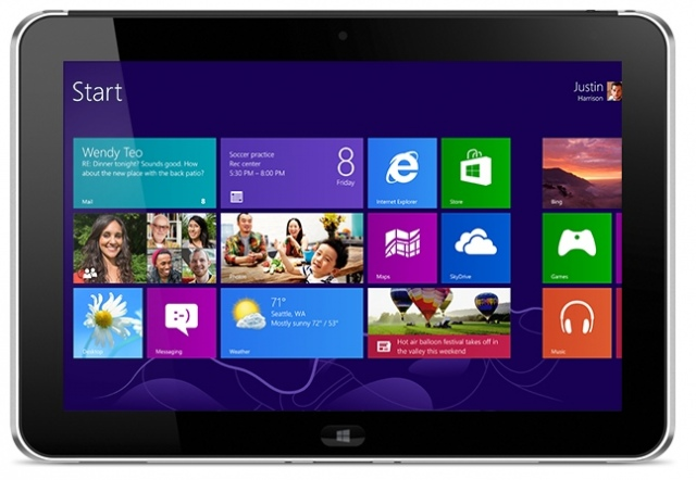 HP ElitePad –  Az üzleti tablet Windows 8-cal (x)